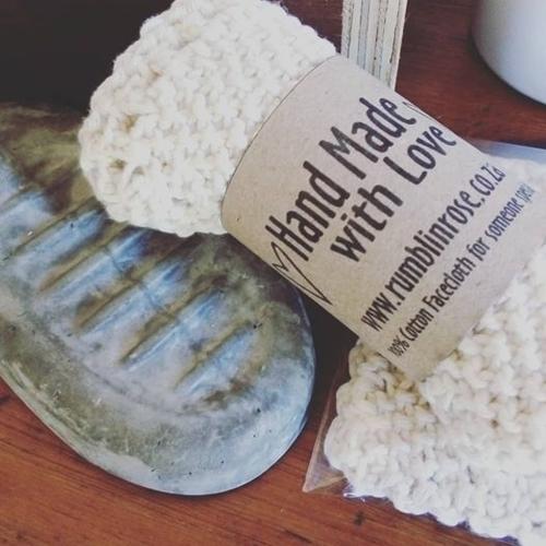 Cotton Facecloth