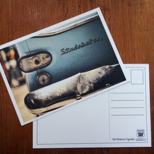 Postcard : Studebaker